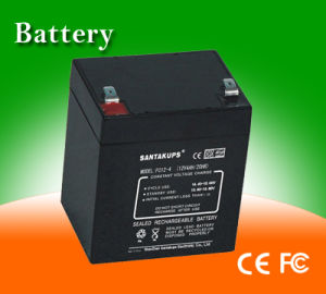 Sealed Lead Acid Battery / VRLA 12V4ah pictures & photos