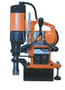 80mm Automatic Feeding Magnetic Drilling Machine, 3#Mohs Taper Shank (KCY-80QE) pictures & photos