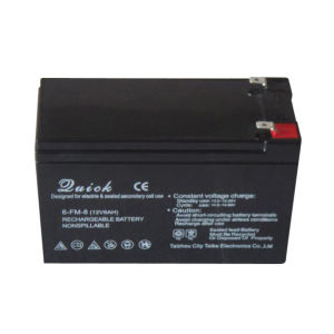 Sealed Lead Acid Battery / Rechargeable Battery 12V8 pictures & photos