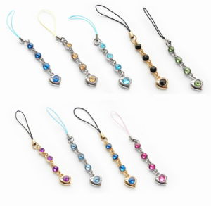 Elegant Bling Bling Key Long-Lanyard/Chain (C2483)