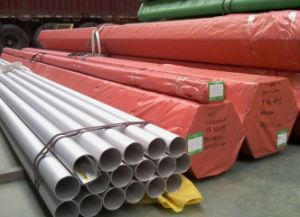 Ss2205 Duplex Stainless Steel Tube pictures & photos