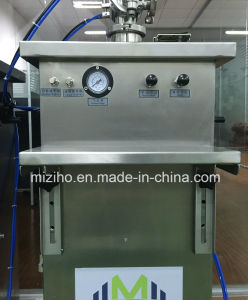 Semi Automatic Liquid Shampoo Lotion and Paste Filling Machine pictures & photos