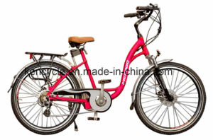 "26""E-Bike / Cheap Electric Bike /Eco-Friendly City E-"