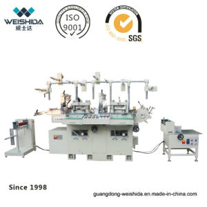 Intelligent Full-Automatic Two-Seater Automatic Die Cutting Machine