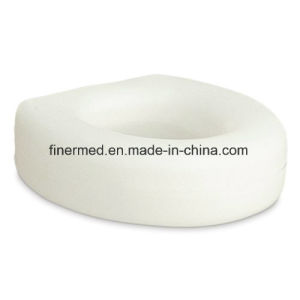Foam Padded Raised Cushioned Toilet Seat Cover pictures & photos