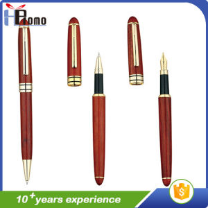 Handmade Wooden Pen for Promotion pictures & photos