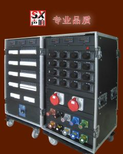 98 Channels Socapex Output Power Distribution