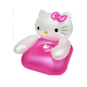 Funny Pvc Inflatable Animal Sofa Chair