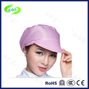 Anti-Static Hat ESD Cleanroom Hat Safety Cap with Ventilation Holes pictures & photos