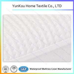 Knitting Fabric with Jacquard Mattress Protector pictures & photos