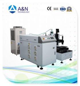 A&N YAG 100W Optical Fiber Laser Welding Machine with Table For Metal