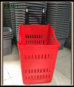 Roll Shopping Basket Mjy-Tr15 pictures & photos