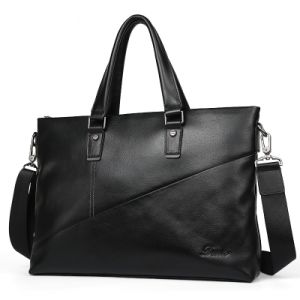 Top Leather Vintage Men Business Bag and Briefcase
