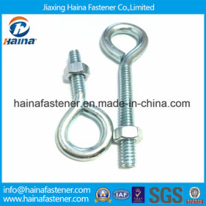 China Supplier Grade 4.8 Galvanied Eye Bolts pictures & photos