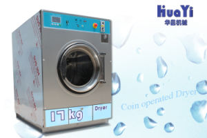 Industrial Stainless Steel Coin Operated Drying Machine Price, Self Service Washing Machine for Sale pictures & photos