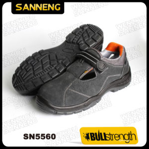 Summer Steel Toe Cap Safety Shoes Sn5560 pictures & photos