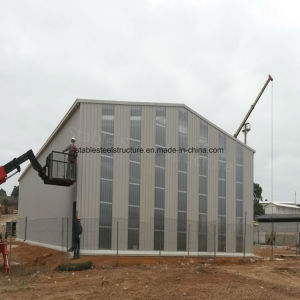 Prefab Structural Steel Buildings with Nice Design pictures & photos