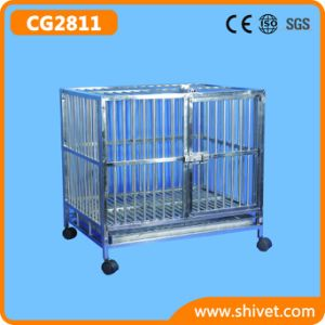 Vet Stainless Steel Dog Cage (CG2811) pictures & photos