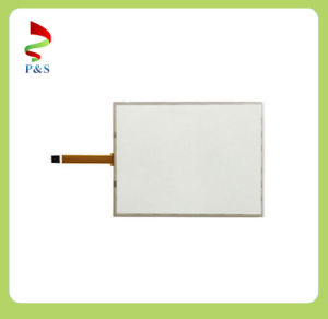 17.01 Inch 5 Wire Resistive Touch Screen with Quick Response Time pictures & photos
