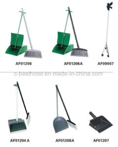 Waterproof Lobby Dustpans with Handle pictures & photos