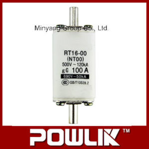 Low-Voltage H. R. C. Nt00 (RT16-00) Fuse Link pictures & photos