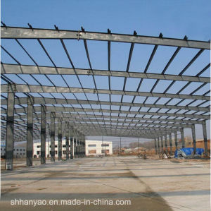 Prefabricated Steel Structure House for Wearhouse in Good Quality pictures & photos