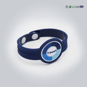 2f566e4157a3b High Quality Custom Debossed Silicone Wristband for Decoration