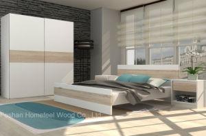 Modern Design High Quality Bedroom Set (HF-EY080412)