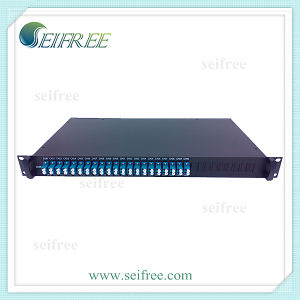 40 Channels Fiber Optic Demux DWDM Multiplexer pictures & photos