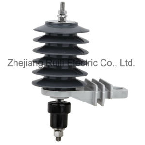 10kv Polymer ZnO Surge Arrester (YH10W-10) pictures & photos