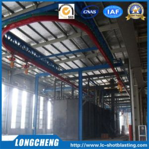 Suspension Hanger Continous Chain Sand Casting Machine