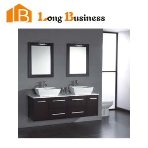 Lacquer Bathroom Sink Cabinet