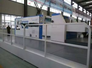 HD1080 Automatic Die Cutting Machine with Strip pictures & photos