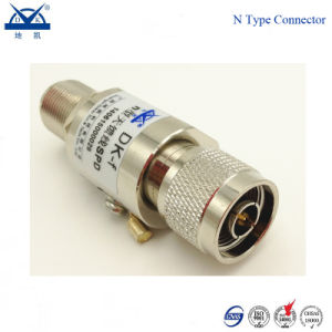 Antenna Feeder N Type Connector Surge Protection Device SPD pictures & photos