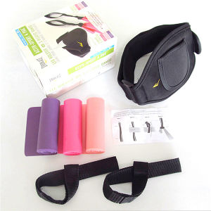 12′′ Latex Exercise Band, Fitness Resistance Loop Band Set pictures & photos