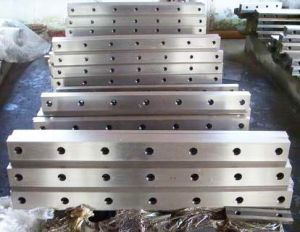 High Accuracy Cutting Blade for Hydraulic Guillotine Machine pictures & photos