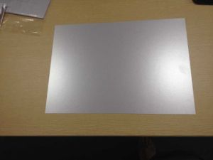 Silver Credit Card Lamination Material pictures & photos