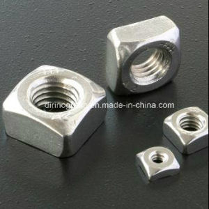 High Quality Carbon Steel Square Nut DIN 557