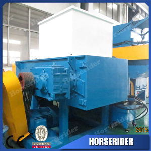 Grinder Shredder Machine for Wood / Film / Pipe / Lump pictures & photos