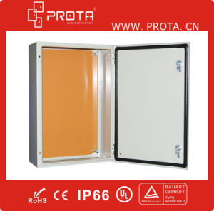 IP66 Electrical Control Panel Box/ Wall Mounting Enclosure pictures & photos