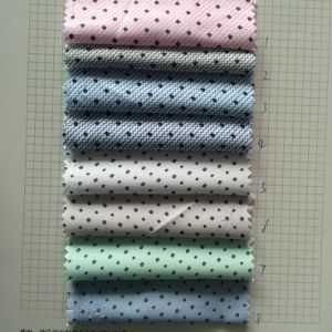 New Design Check/DOT Digital Fabric Necktie pictures & photos
