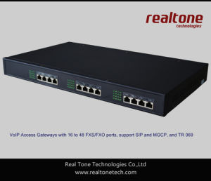 Asterisk VoIP Gateway With 24FXS (WSS60-24S)