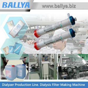 Automatic Kidney Dialysis Kit Assembly Line for Polyether Sulfone Dialyzer Production