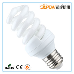 Fu Spiral 15W Energy Saving Lamp CFL Light Spiral Tube pictures & photos