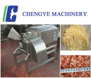 600kg Meat Dicer / Cutting Machine Drd450 with CE Certification pictures & photos
