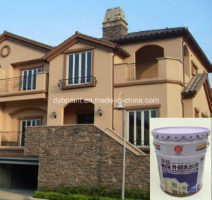 China Premium NonToxic Exterior Wall Application WaterBased
