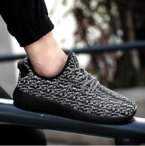 on sale 9827d 550b9 Mens Yeezy Boost Trainers Fitness Gym Sports Running Shock Shoes Sports  6.5-11