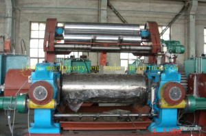 Open Rubber Silcione Mixing Mill Made in China pictures & photos