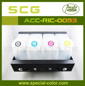 6 Ink Barrels with 6 Refill Ink Cartridge (CISS)