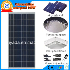 China Best Poly 100W Poly Solar Panel pictures & photos